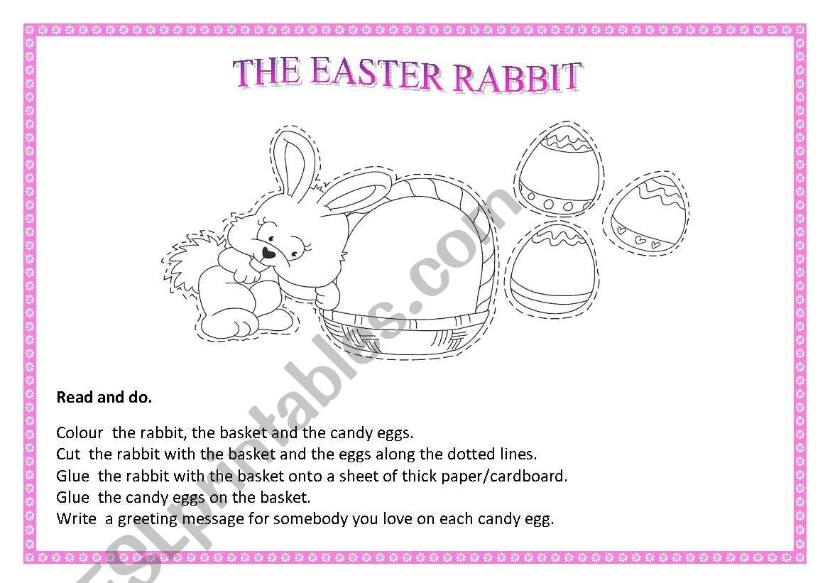 The Easter Rabbit