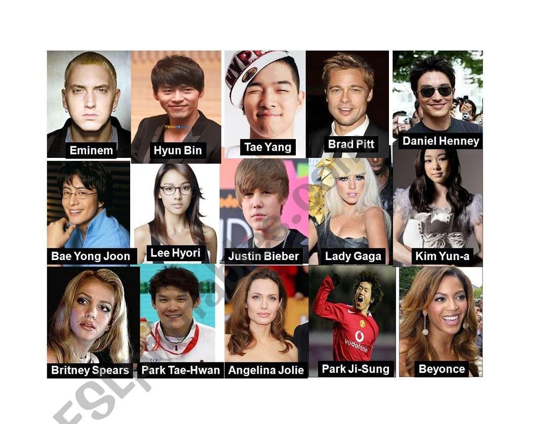 Guess Who Korean Version