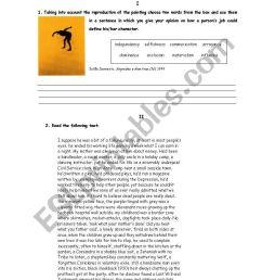 English Test -11th grade - ESL worksheet by petite_helene [ 1169 x 821 Pixel ]