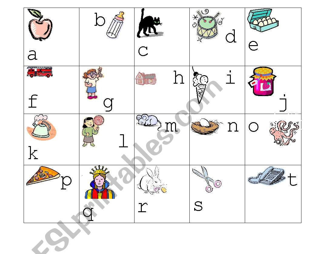 English Worksheets Trace And Learn Phonics