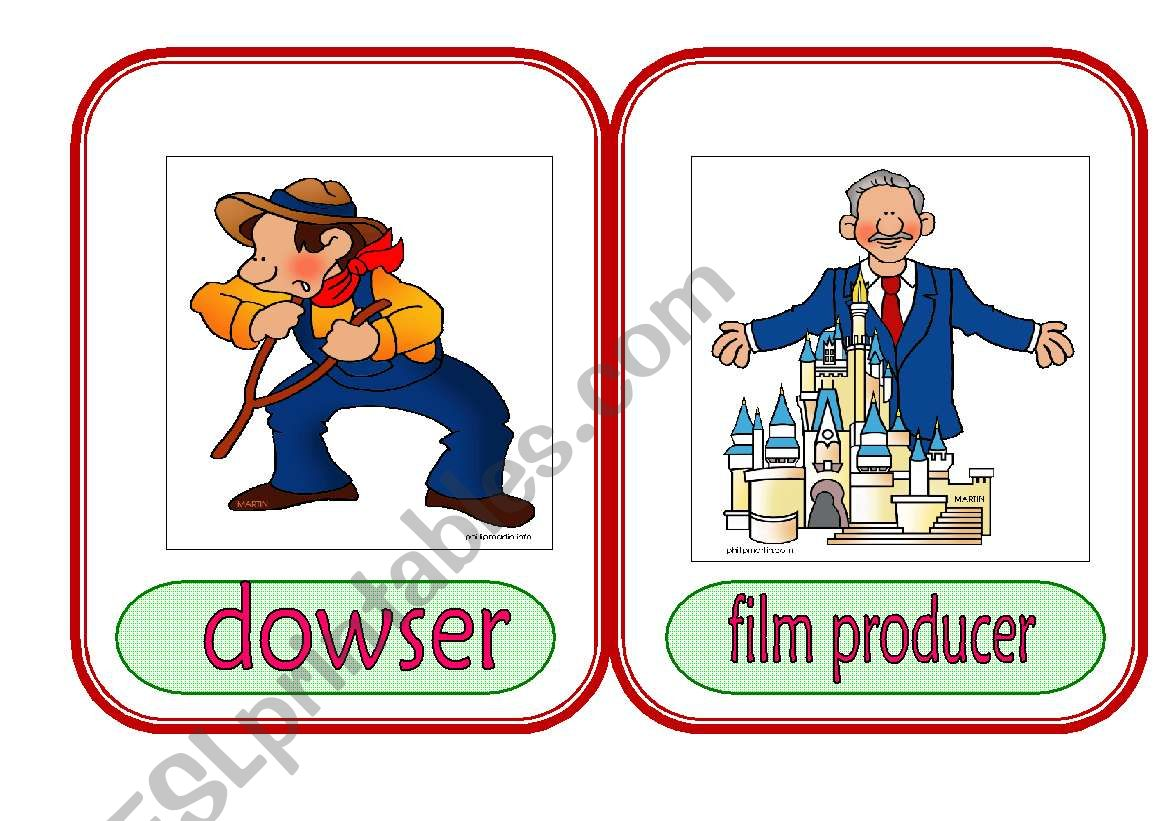Occupations Series 8