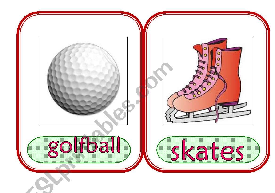 Sports Equipment 2