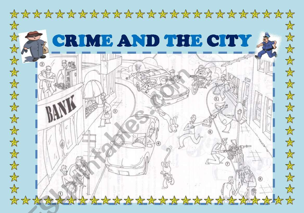 Crime And The City Exercises