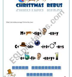 Printable Rebus Puzzles - Bilscreen [ 1169 x 821 Pixel ]