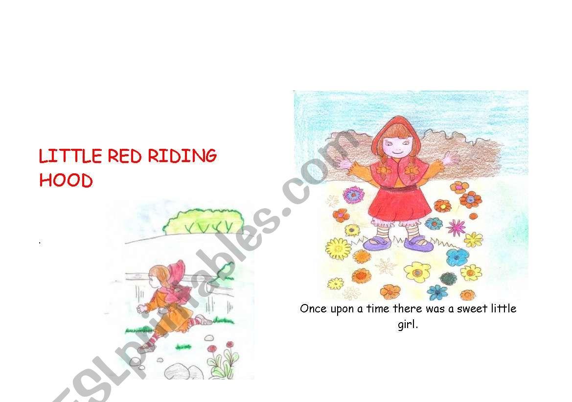 Little Red Riding Hood First
