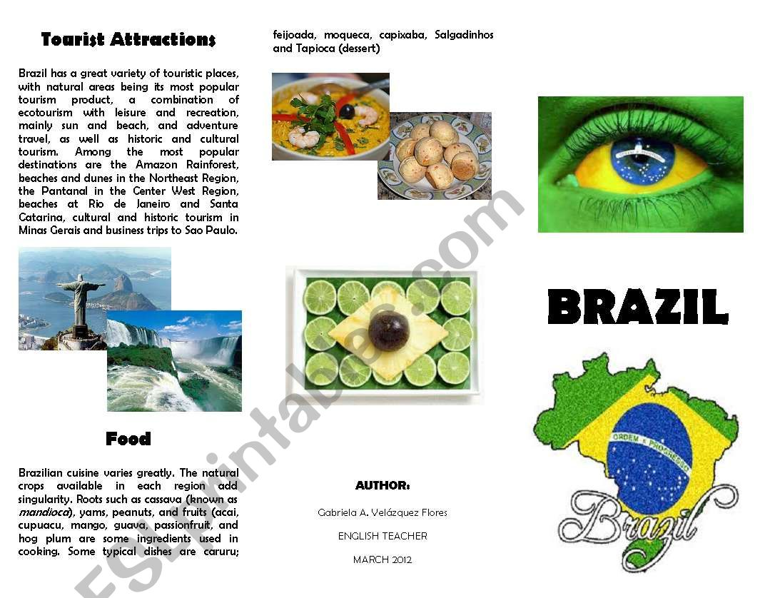 Brazil S Brochure