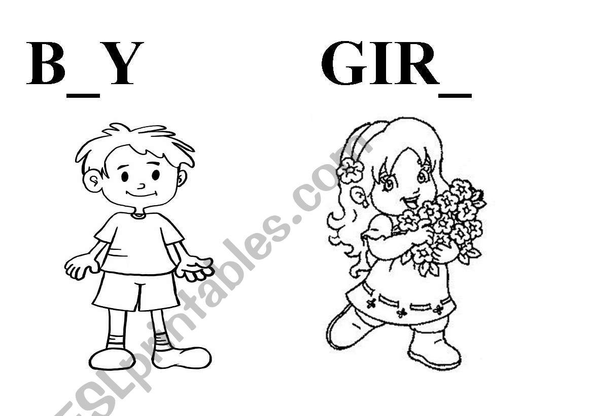 Boy Girl