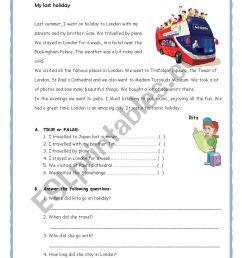 Past simple worksheet 6th grade - ESL worksheet by emartins [ 1169 x 826 Pixel ]