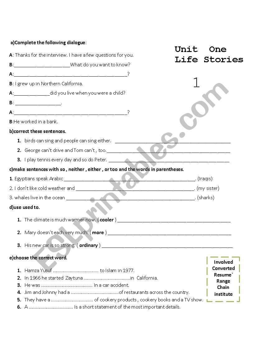 medium resolution of Preposition Revision Worksheet   Printable Worksheets and Activities for  Teachers