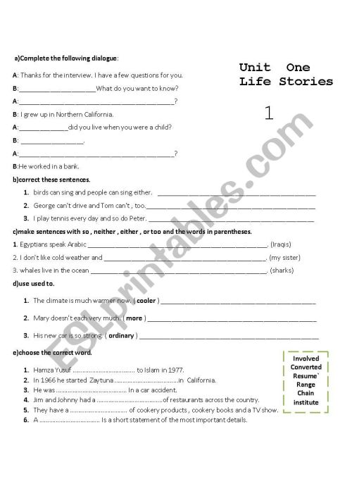small resolution of Preposition Revision Worksheet   Printable Worksheets and Activities for  Teachers