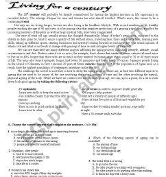 IInd Exam For Grade 10 Anatolian High School Language Class - ESL worksheet  by hakani60 [ 1169 x 826 Pixel ]