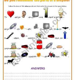 Rebus Puzzles For Kids - Bilscreen [ 1169 x 826 Pixel ]