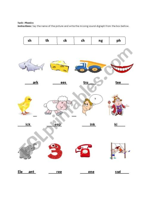 small resolution of Digraphs(sh