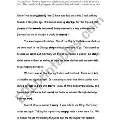 Context Clues- Gibberish - ESL worksheet by cathyutlaut [ 1169 x 826 Pixel ]