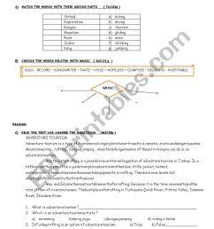 exam for 12th grade - ESL worksheet by kubraemrah [ 1169 x 826 Pixel ]