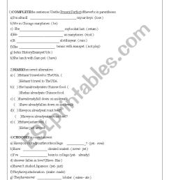 9th grade test - 10 questions - ESL worksheet by Taismg [ 1169 x 826 Pixel ]