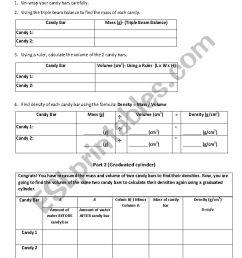 Measuring Mass And Volume Worksheet - Nidecmege [ 1169 x 826 Pixel ]
