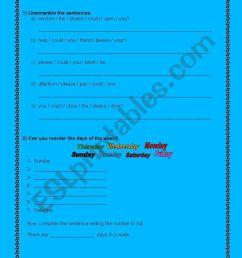 Test 5th grade - ESL worksheet by teacher drica [ 1169 x 826 Pixel ]
