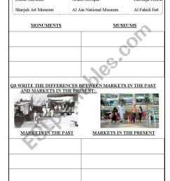 UAE SOCIAL STUDIES - ESL worksheet by sahar ammad [ 1169 x 826 Pixel ]