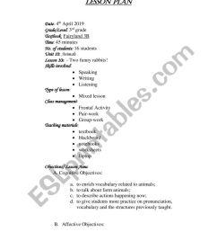 Lesson plan - ESL worksheet by AnasaMe [ 1062 x 821 Pixel ]