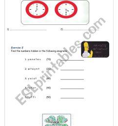 Test-4th grade - ESL worksheet by maroemma [ 1161 x 821 Pixel ]
