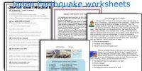 All Worksheets  Earthquake Worksheets - Printable ...