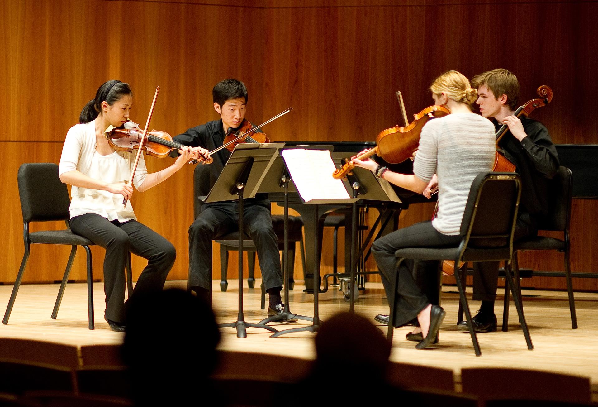 Eastman East Wing and Festival Week Photos  Eastman School of Music