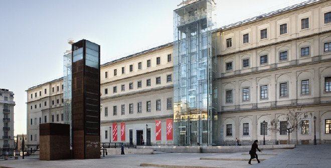 Resultado de imagen para museo reina sofia