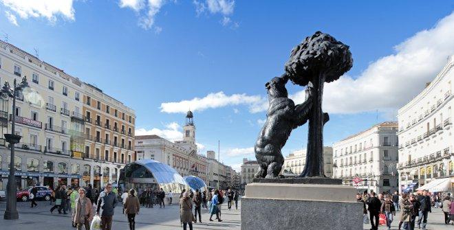 Asómate al pasado de la Puerta del Sol | Turismo Madrid