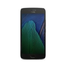 Moto G5 Plus_Black_Front