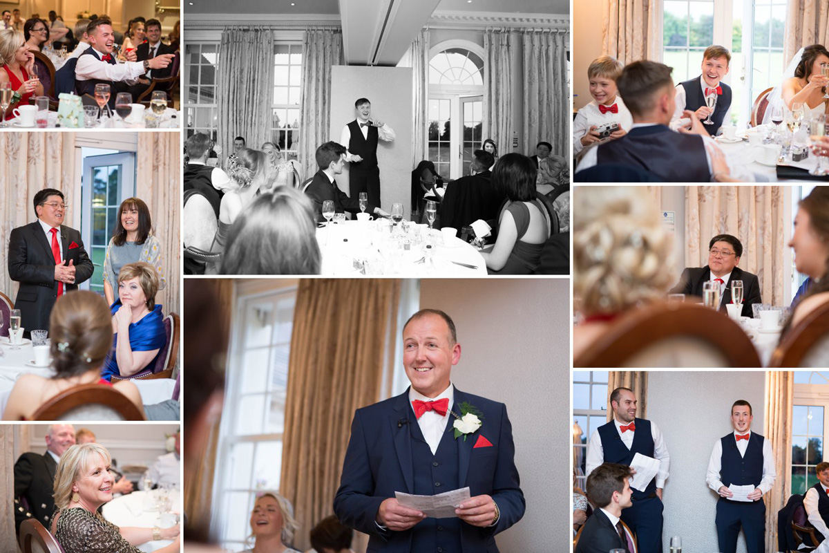 speeches at brockencote hall