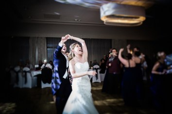 wood norton wedding photography bride and groom first dance