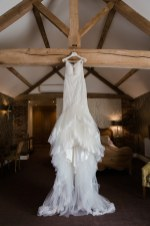 Rachel Ash Wedding Dress at Mythe Barn