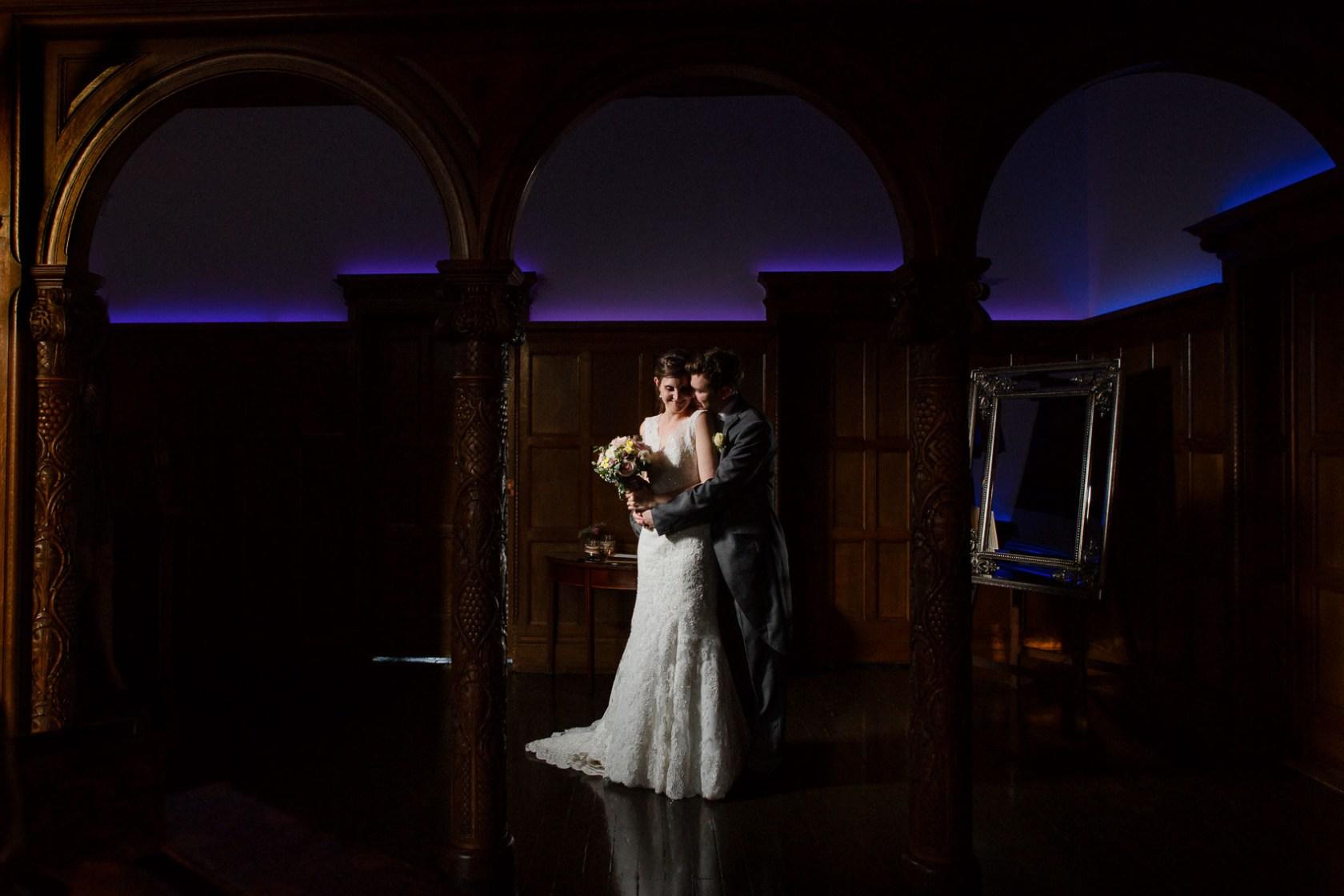 Bradley Church & Pendrell Hall wedding
