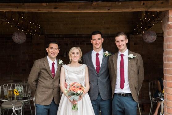 Swallows Nest Barn Chic & Rustic Wedding-112