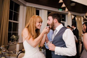 Fun Country Wedding Claverdon Village Hall -132