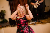 Fun Country Wedding Claverdon Village Hall -148