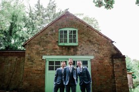 Fun Country Wedding Claverdon Village Hall -60