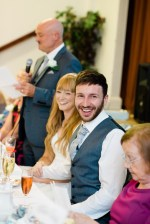 Fun Country Wedding Claverdon Village Hall -92