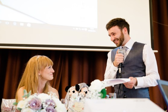 Fun Country Wedding Claverdon Village Hall -99