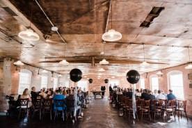 wedding ceremony west mill