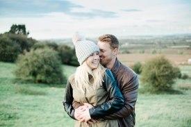 Burton Dassett Hills Pre-Wedding Shoot014-1
