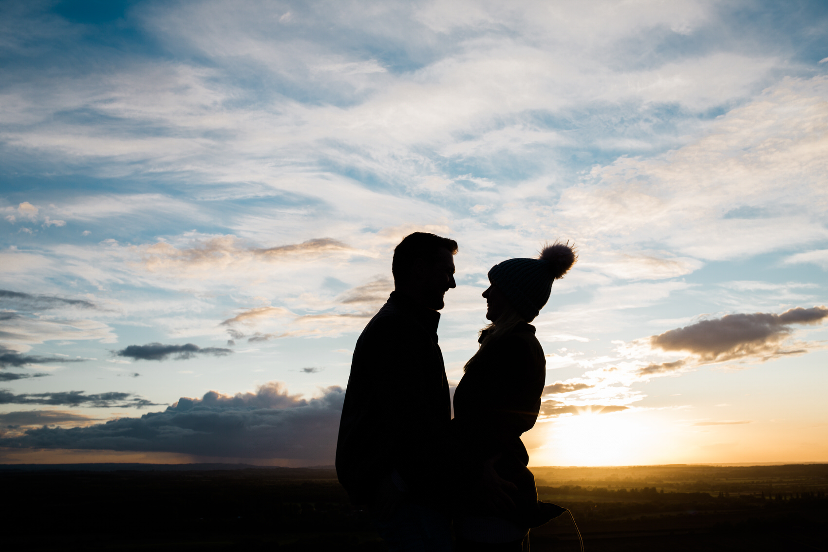 Burton Dassett Hills Pre-Wedding Shoot023-1