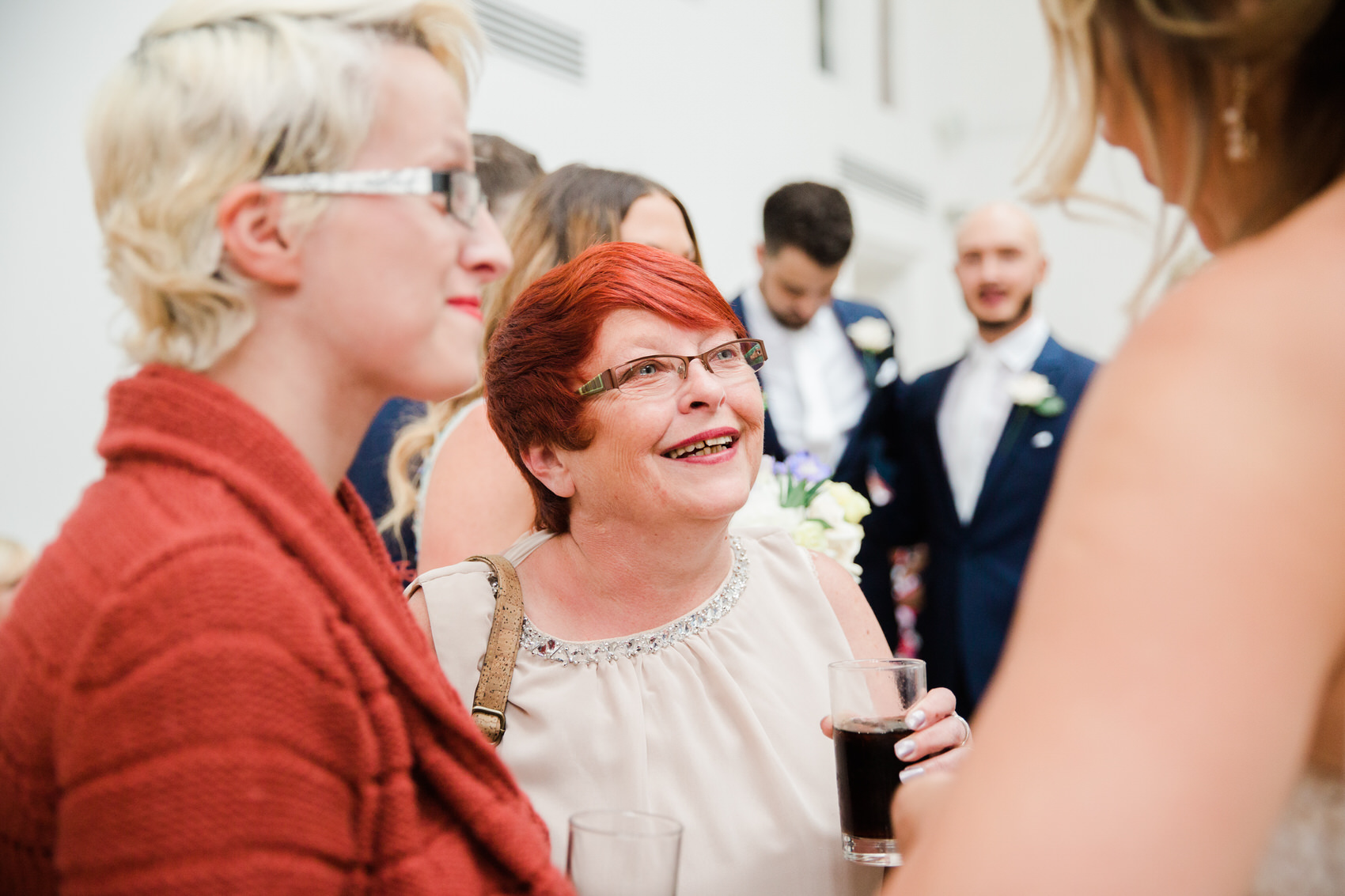 Glamorous Alternative Wedding at Fazeley Studios049
