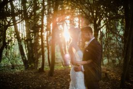 109Relaxed Forest Wedding at Brandon Hall