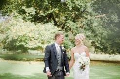 60Relaxed Forest Wedding at Brandon Hall