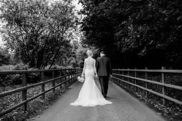 65Relaxed Forest Wedding at Brandon Hall