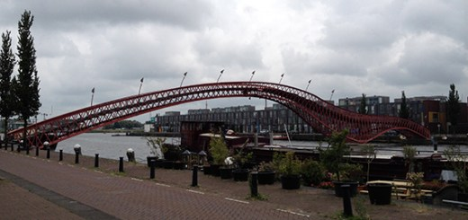 borneo sporenburg bridge amsterdam