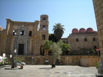 chiesa santa maria dell'ammiraglio palermo