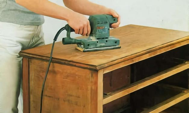 Como teñir muebles de manera fácil